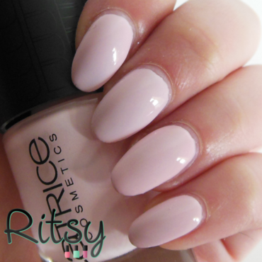Catrice Barely Pink Swatch by Ritsy NL