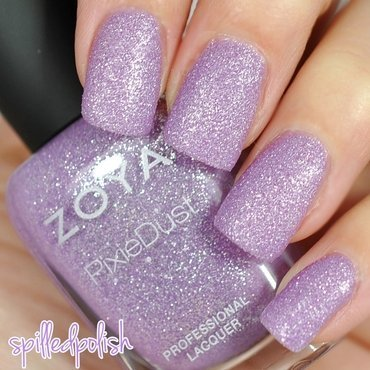 Zoya Stevie PixieDust Swatch by Maddy S