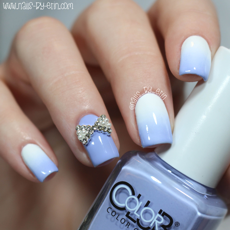 Soft Purple Gradient Nails nail art by Erin - Nailpolis: Museum of ...