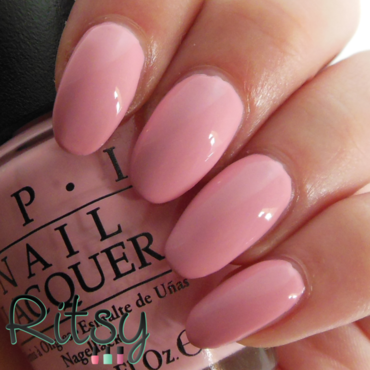OPI Suzi Shops & Island Hops Swatch by Ritsy NL