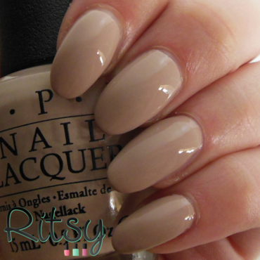 OPI Do You Take Lei Away? Swatch by Ritsy NL
