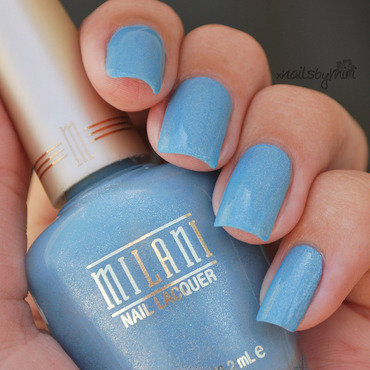 Milani Beach Front Swatch by xNailsByMiri
