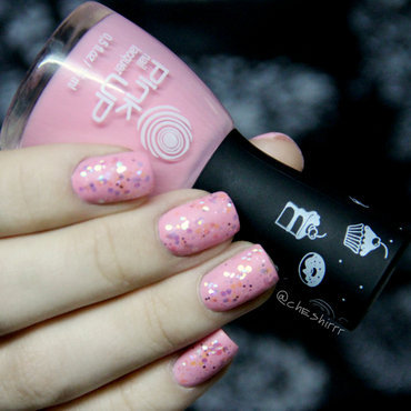 Legilimens nail art by cheshirrr