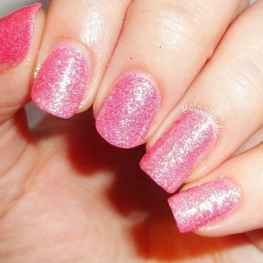 Call Me Princess nail art by Melany Antelo