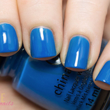 China Glaze License & Registration Pls Swatch by Julie
