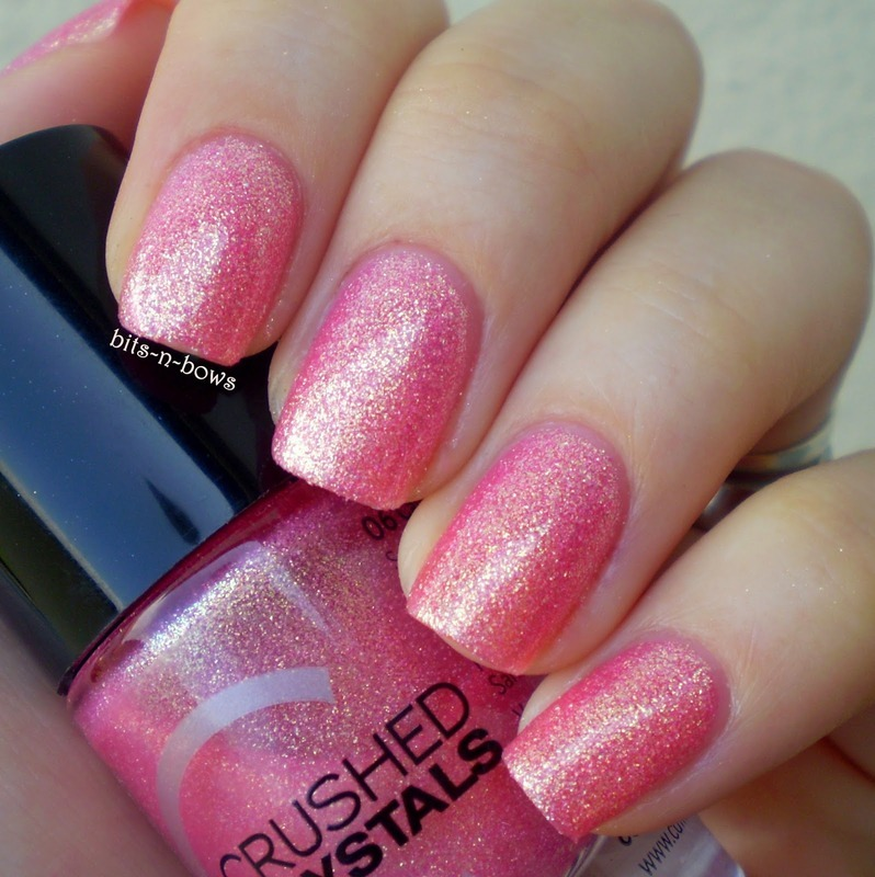 Catrice Crushed Crystals Call Me Princess Swatch by Kristina