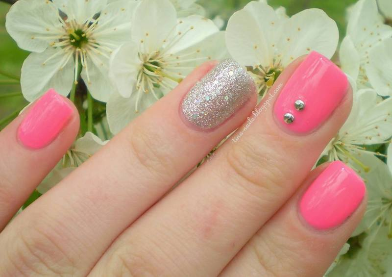 Manicure from my past blog 3 nail art by Kristina