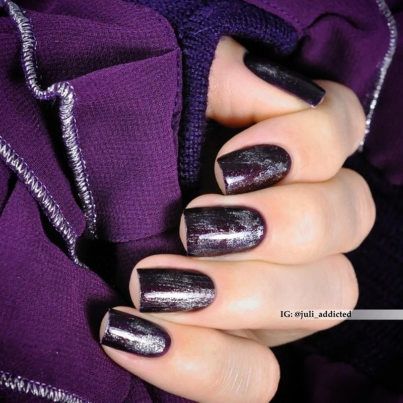 #80 nail art by Juli