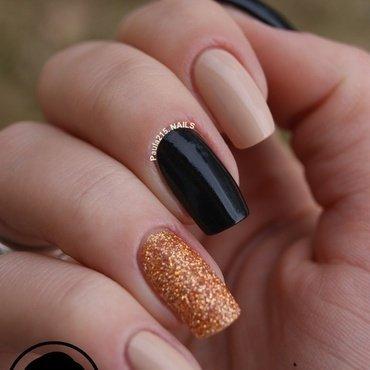 Nude. nail art by Paula215. NAILS