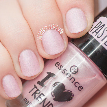 Essence I Love Trends Sweet At First Sight Swatch by Lacquered Obsession