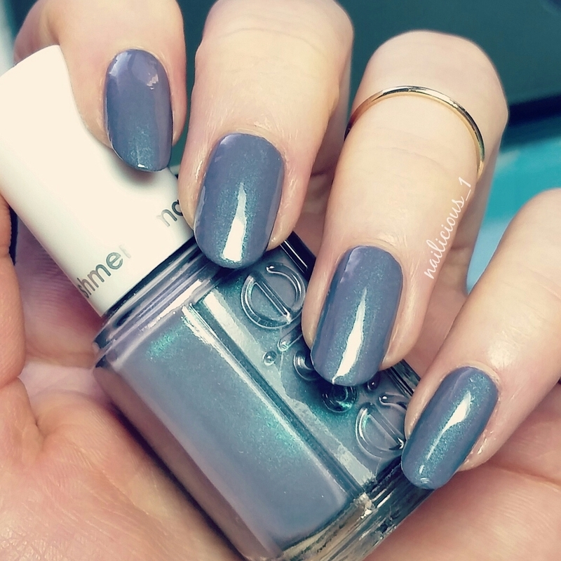 Essie Coat Couture Swatch by nailicious_1