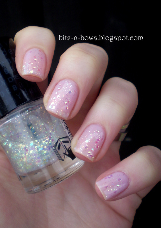 Essence sweet as candy and debby ColorPlay 29 Swatch by Kristina