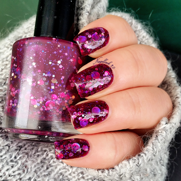 Nagellack 2.0 Unknown Forces Swatch by Arlett