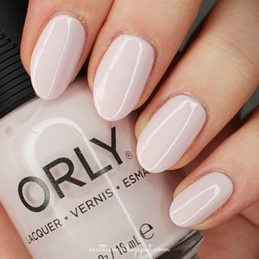 Orly Cake Pop Swatch by ecattiem
