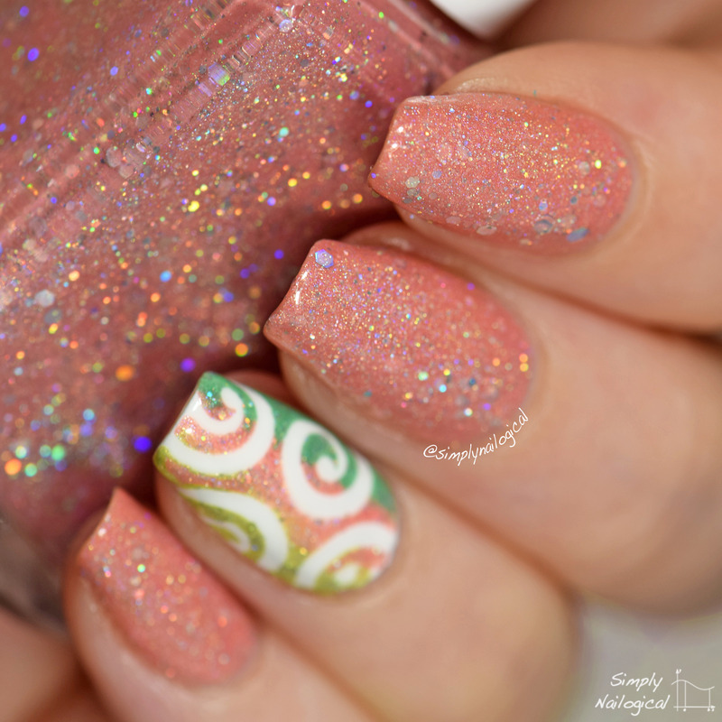 Glam Polish Miraculous Swatch by simplynailogical
