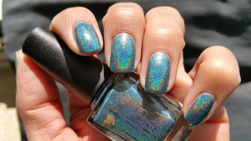 Love Thy Polish Marine Dream Swatch by happymami2009