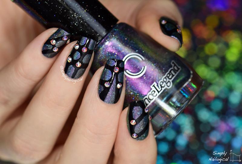 Badass holo bondage nails nail art by simplynailogical nailpolis badass holo bondage nails nail art by simplynailogical prinsesfo Image collections
