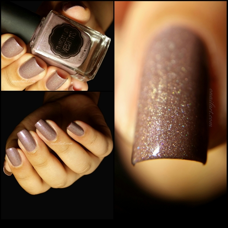 Il était un vernis Something to remember Swatch by OnailArt