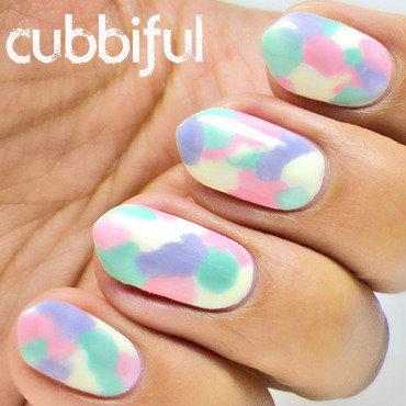 Watercolour nails thumb370f