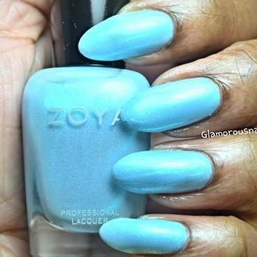 Zoya Rayne Swatch by glamorousnails23