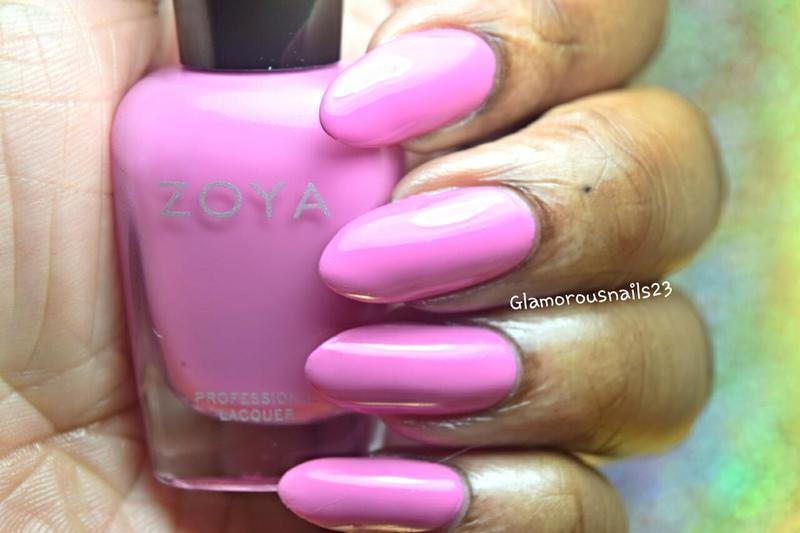 Zoya Eden Swatch by glamorousnails23