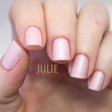 Essie Just Stitched Swatch by Julie