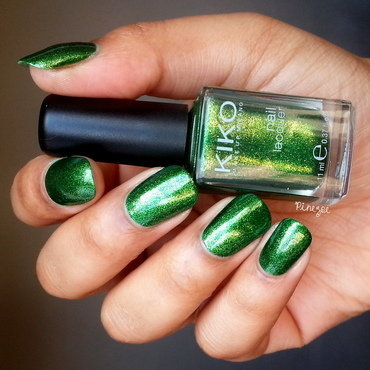 Kiko 20533 20  20pearly 20golden 20green 20 4  thumb370f