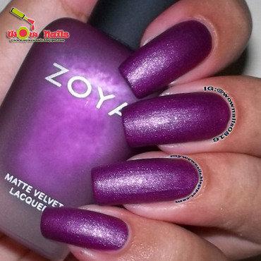 Zoya Harlow Swatch by Paula of Wow Nails