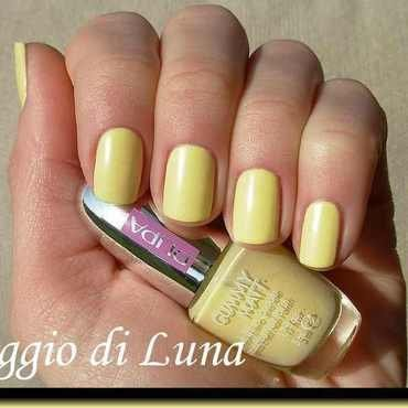 Pupa Gummy Matt n° 04 Pastel Yellow Swatch by Tanja