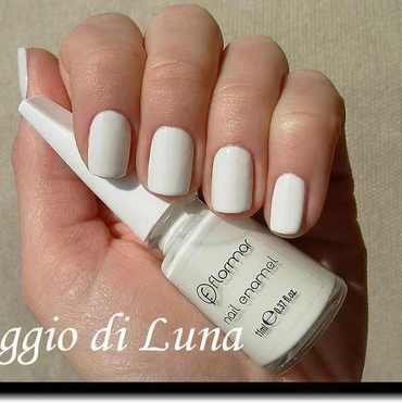 flormar n° 300 Smoothing White Swatch by Tanja