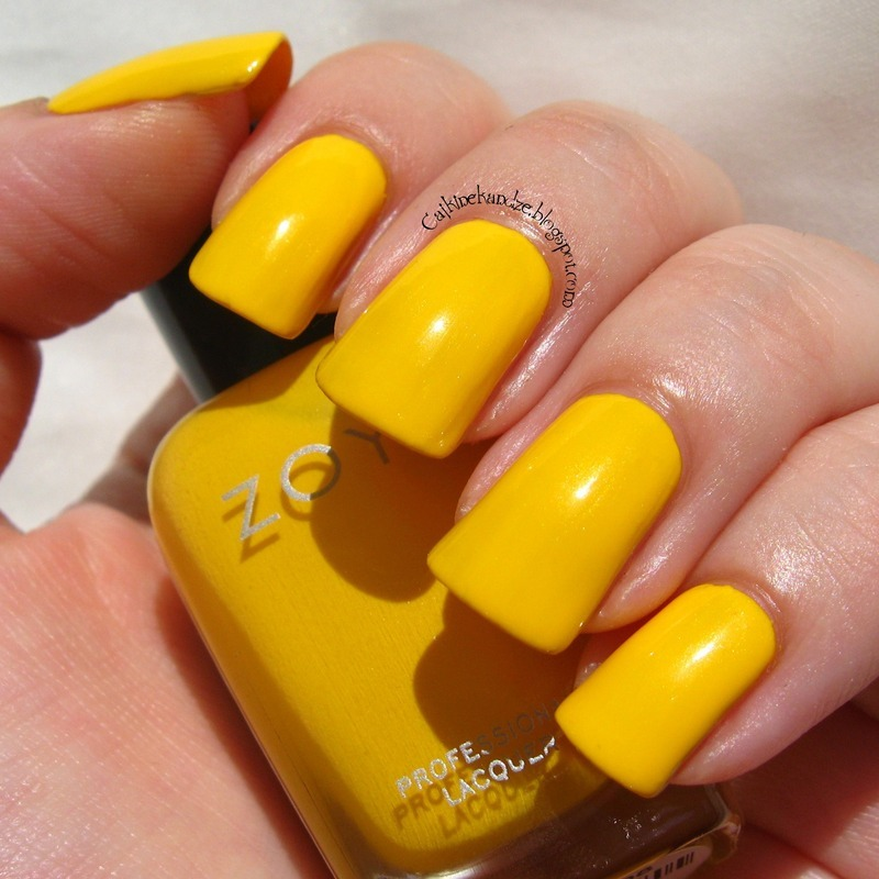 Zoya Darcy Swatch by Vedrana Brankovic