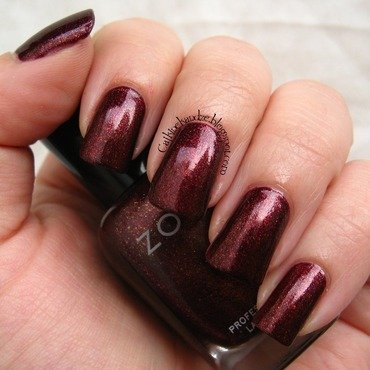 Zoya India Swatch by Vedrana Brankovic