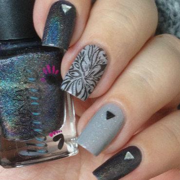 Mix and Match nail art by Natasha