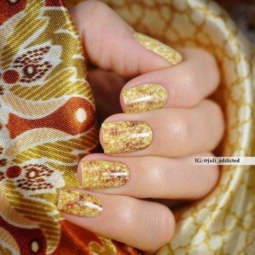 #83 nail art by Juli