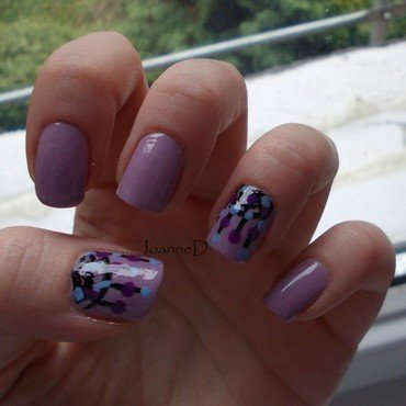 Indian nail art by JoanneD