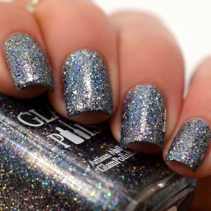 Glam Polish Run and Tell That Swatch by melyne nailart