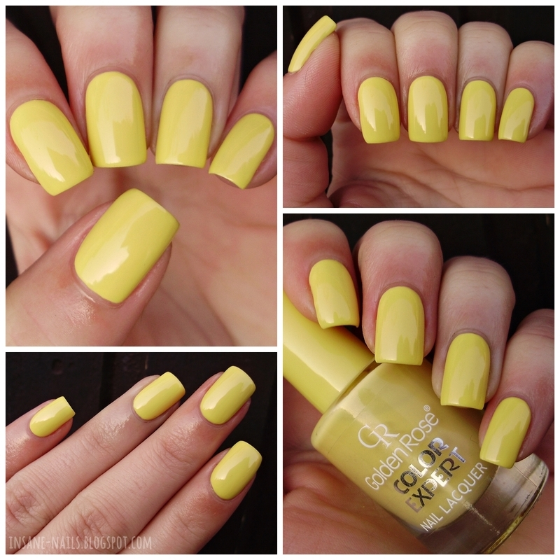 Golden Rose Color Expert 44 Swatch by Sanela - Nailpolis: Museum of ...