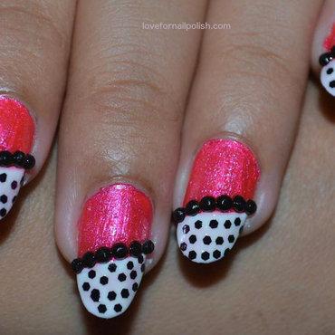 Pink 20black 20nail 20designs thumb370f