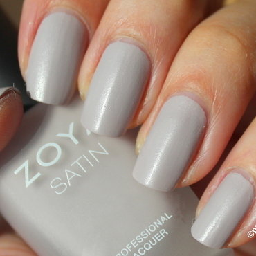 Zoya Leah Swatch by Polished Polyglot