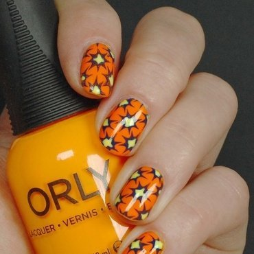 Neons :D nail art by Yasinisi