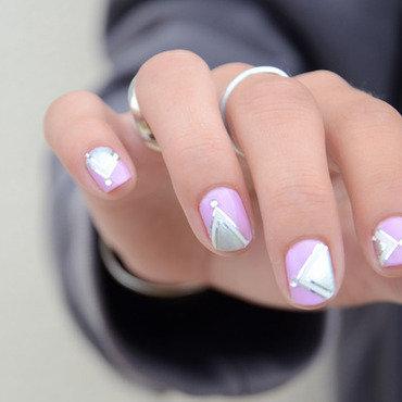 Nailstorming #65 nail art by nehmaah