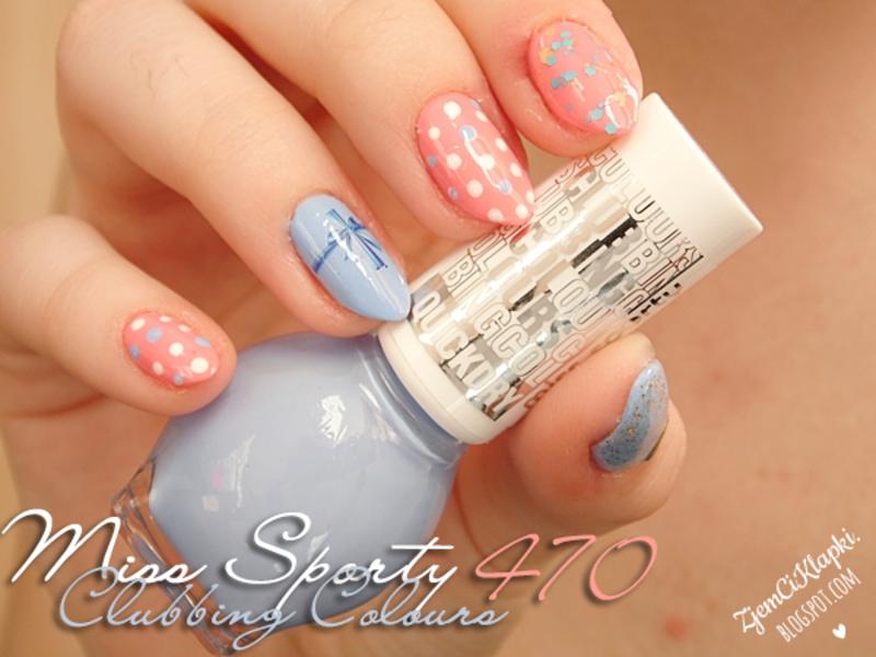 Cute nail art nail art by SheLazy