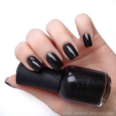 Orly Goth Swatch by ania