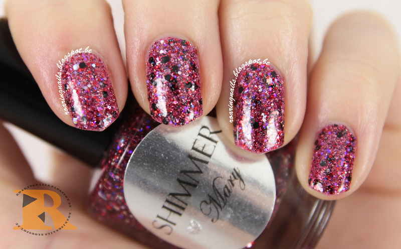 Shimmer Polish Mary Swatch by Robin