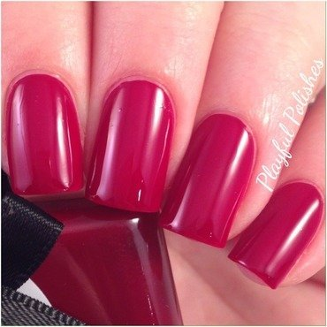Ciate London Dangerous Affair Swatch by Playful Polishes