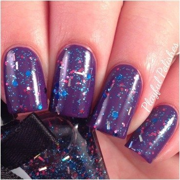Ciate London Monte Carlo Swatch by Playful Polishes