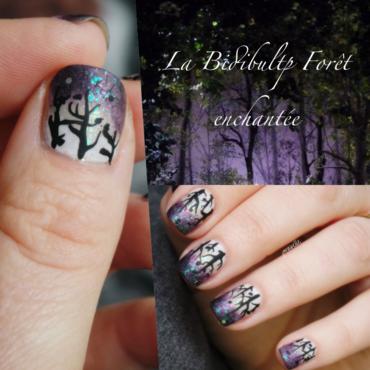 inspinail Bidibultp nail art by Pmabelle