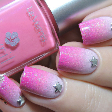 Pink gradient and stars 20 10  thumb370f