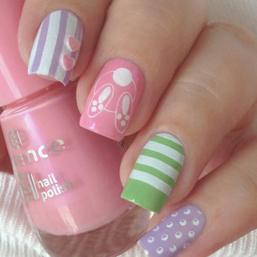 Easter 20nails 20essence 20the 20gel 20nail 20polish 2c 20moyou 20stampoholicsdiaries.com thumb370f