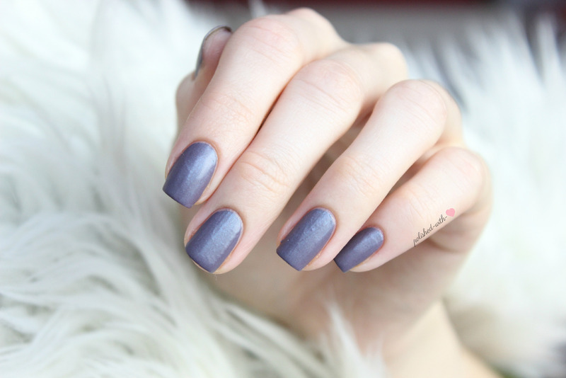 Essie Coat Couture Swatch by Jen from polished-with-love